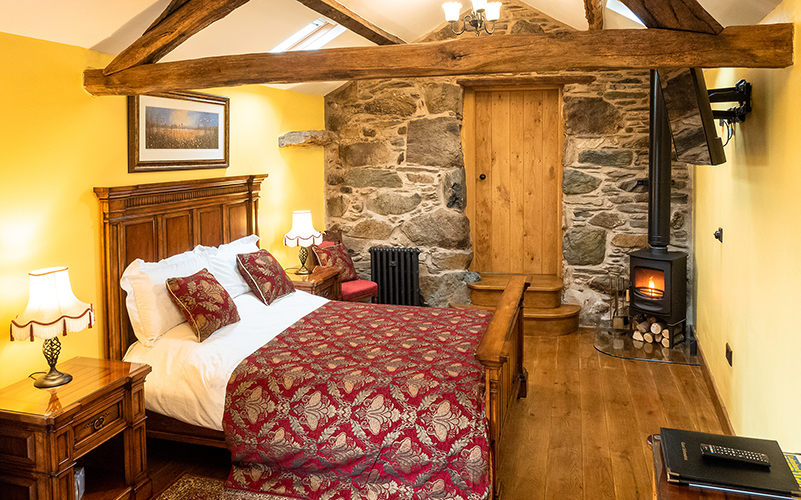 Windermere bedroom