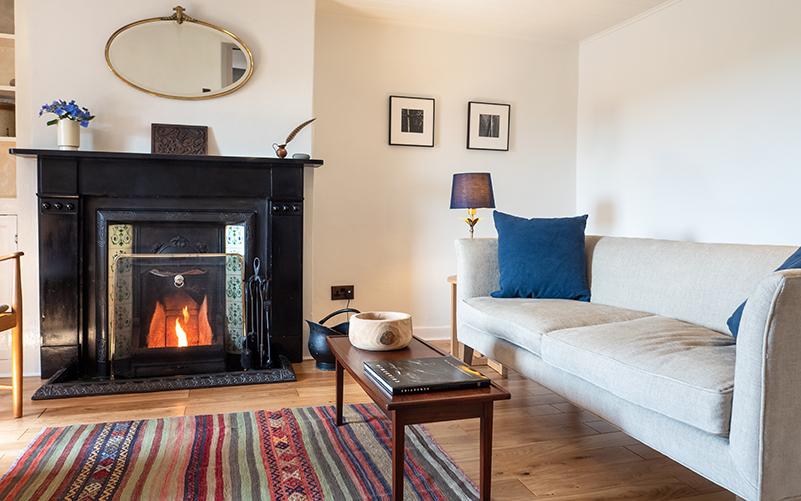 Wayside Cottage Sitting Room